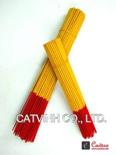 Yellow-incense-stick-natural-incense-stick