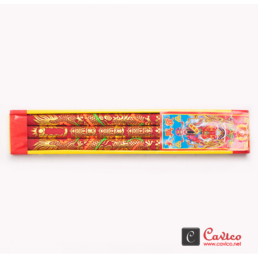 Dragon-Joss-Stick-Red-Gold-color-with-3-pieces_box-6 Dragon Joss Stick - Red + Gold color with 3 pieces/box