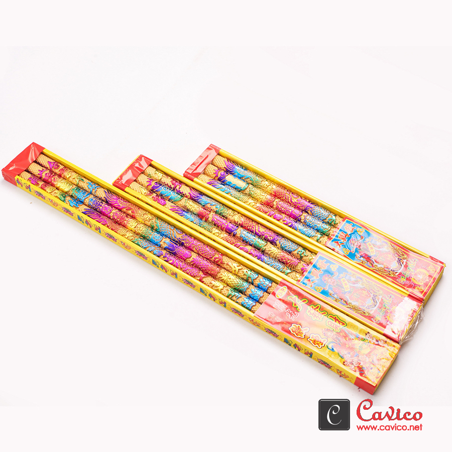 Dragon-Joss-stick-Seven-color-with-3-pieces_box-13 Dragon Joss stick - Seven color with 3 pieces/box